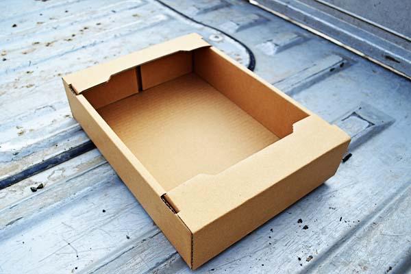 いちご詰め放題の箱