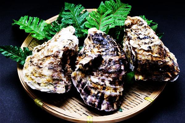 岩牡蠣まつり