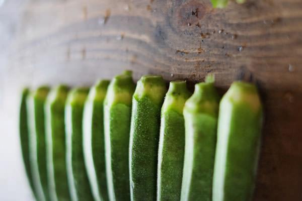 オクラの旬  おくらの時期 – 九州の野菜