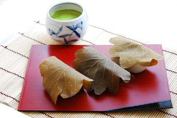 子供の日 端午の節句に食べる柏餅・ちまきが買える福岡県の餅屋、和菓子店