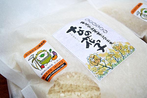 30年新米をお届けいたします。|下崎・長尾・鳥井原営農組合(福岡県行橋市)